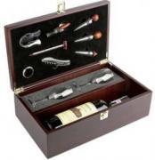 """Подарочный набор аксессуаров для вина """"Каприз"""""""