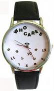 """Часы """"Кто заботится"""""""