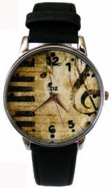 """Часы """"Скрипт"""" ― Подарки. Интернет-магазин оригинальных подарков. Необычные подарки - Лавка Радости"""
