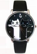 """Часы """"Коты ИНЬ-ЯНЬ"""""""