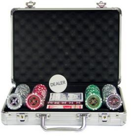 Набор для игры в покер ― Подарки. Интернет-магазин оригинальных подарков. Необычные подарки - Лавка Радости