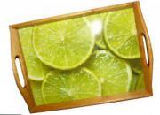 """Поднос-подушка """"Лимон"""""""