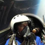 Полет на истребителе Миг 21(летный симулятор)
