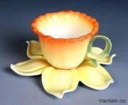 """Кофейная чашечка """"Нарцис"""""""
