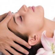 Тайский массаж головы и плеч