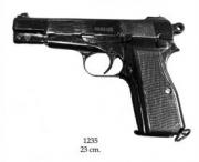 Армейский пистолет, 1935г.