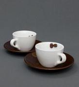 """FD-03 Чайный н-р на 2 перс.""""Для влюбленных в кофе"""""""