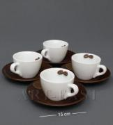"""FD-04 Чайный н-р на 4 перс.""""Для влюбленных в кофе"""""""