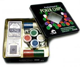 Покерный набор ― Подарки. Интернет-магазин оригинальных подарков. Необычные подарки - Лавка Радости