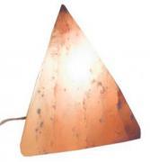 """Соляная лампа """"Пирамида """""""