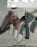 Ножи охотничьи MUELA (Муэла). Испания