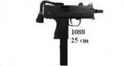 "Пистолет-пулемет ""Ingram"" M10 США 1964г"