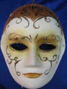 """Венецианская маска """"Загадочность"""""""