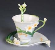 """Чайная чашечка """"Февраль"""""""