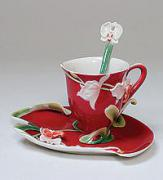 "FM- 01/14 Чайная пара ""Орхидея"" (Pavone)"