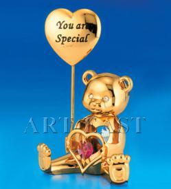 """Фигурка """"Мишка You are special"""" ― Подарки. Интернет-магазин оригинальных подарков. Необычные подарки - Лавка Радости"""