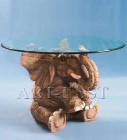 """Журнальный стол """"Слон"""" ― Подарки. Интернет-магазин оригинальных подарков. Необычные подарки - Лавка Радости"""