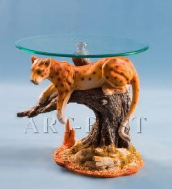 """Журнальный стол """"Гепард"""" ― Подарки. Интернет-магазин оригинальных подарков. Необычные подарки - Лавка Радости"""