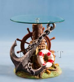"""Журнальный стол """"Морской"""" ― Подарки. Интернет-магазин оригинальных подарков. Необычные подарки - Лавка Радости"""