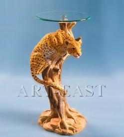 """Журнальный стол """"Сила Леопарда"""" ― Подарки. Интернет-магазин оригинальных подарков. Необычные подарки - Лавка Радости"""