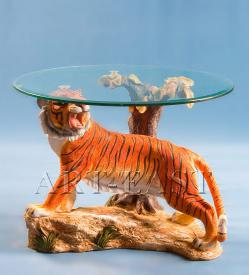"""Журнальный стол """"Тигр""""  ― Подарки. Интернет-магазин оригинальных подарков. Необычные подарки - Лавка Радости"""