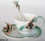 "Чайная чашечка ""Рыбки"""