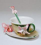 "FM- 01/17 Чайная пара ""Орхидея"" (Pavone)"