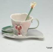 """Чайная чашечка """"Розовая лилия"""""""
