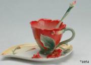 """Чайная чашечка """"Цветок"""""""