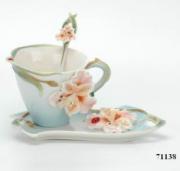 """Чайная чашечка """"Нежность"""""""
