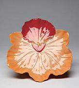 "Десертная тарелка ""Орхидея"""
