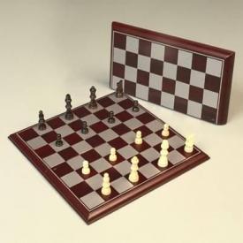 Шахматы классические   ― Подарки. Интернет-магазин оригинальных подарков. Необычные подарки - Лавка Радости