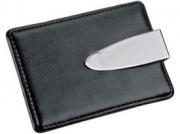 Футляр для визитных и кредитных карт с зажимом для денег