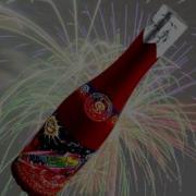 Конфетти-пушка шампанское