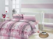 Махровое 200х220 Anabella(pink)