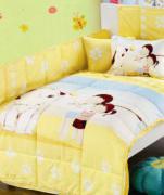 Комплект для кровати с одеялом 95х170 Brother Sister