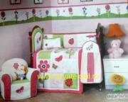 Комплект для кроватки CY2021