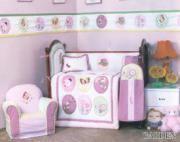 Комплект для кроватки CY2862 - Garden