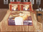 Шелковое постельное белье Delante