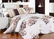 Шелковое постельное белье с принтом DIVANO