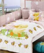 Комплект для кровати с одеялом 95х170 Ducky