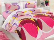 Ранфорс Печатный Decorite(pink)