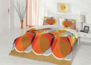 Ранфорс Печатный Decorite(orange)