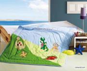 Одеяло детское Dinasour