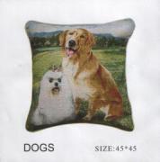 Наволочки (2 шт.) Dogs