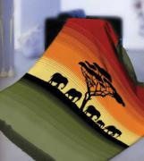 Плед хлопок Elefante