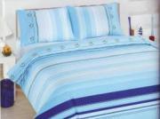 Ранфорс Печатный Elisa(blue)