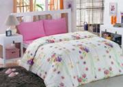 Постельное белье Eva Buket(pink)