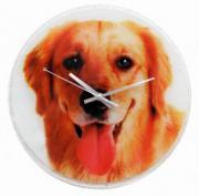 """Настенные часы """"Собака"""""""