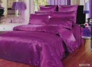 Шелковое постельное белье FUCHSIA